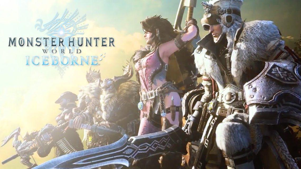 Monster Hunter World anuncia nueva expansión para otoño y colaboración con The Witcher