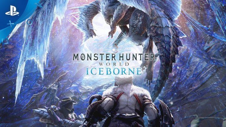 La beta de Monster Hunter World: Iceborne ya tiene fecha en PS4