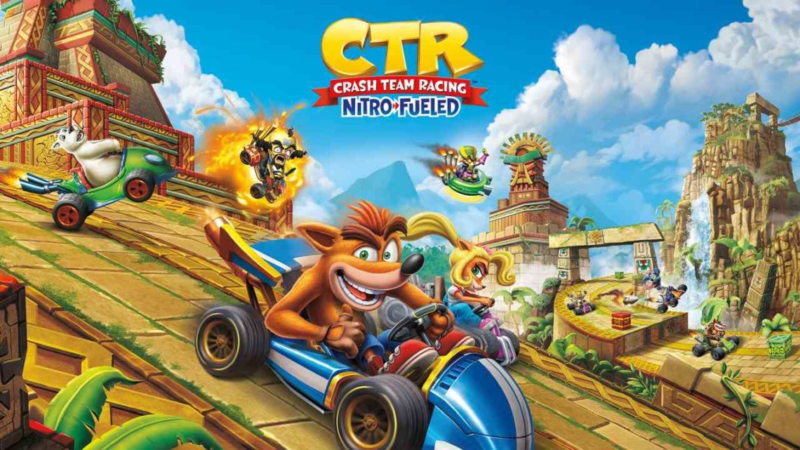 Análisis «Crash Team Racing Nitro-Fueled»