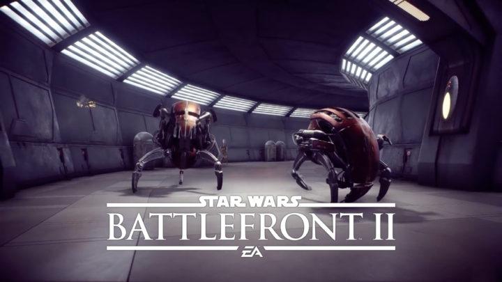 EA nos enseña los droidekas, nuevos mapas, atuendos y vehículos en la actualización de junio para SW BATTLEFRONT II