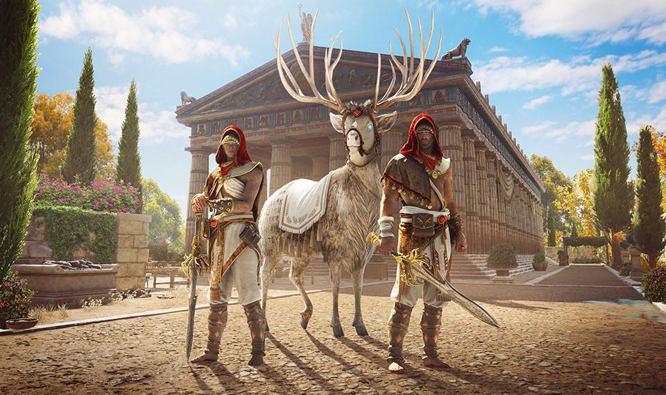 Assassin's Creed Odyssey estrena junio cargado de nuevos contenidos