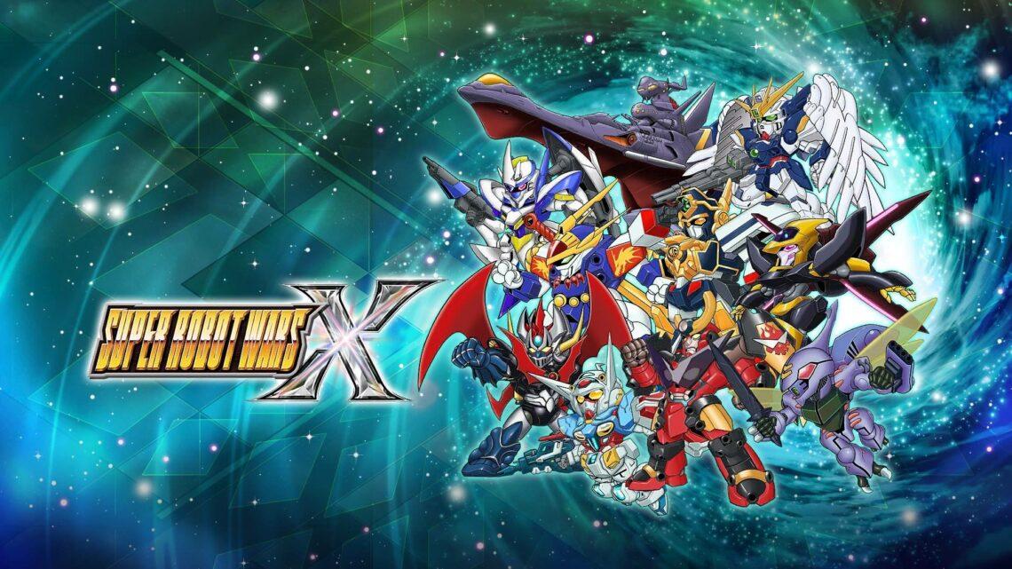 Confirmada la llegada de «Super Robot Wars V» y «Super Robot Wars X» para Nintendo Switch y PC