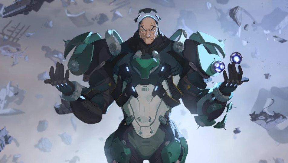 Sigma, el nuevo personaje para «Overwatch» debuta con un nuevo e impactante tráiler