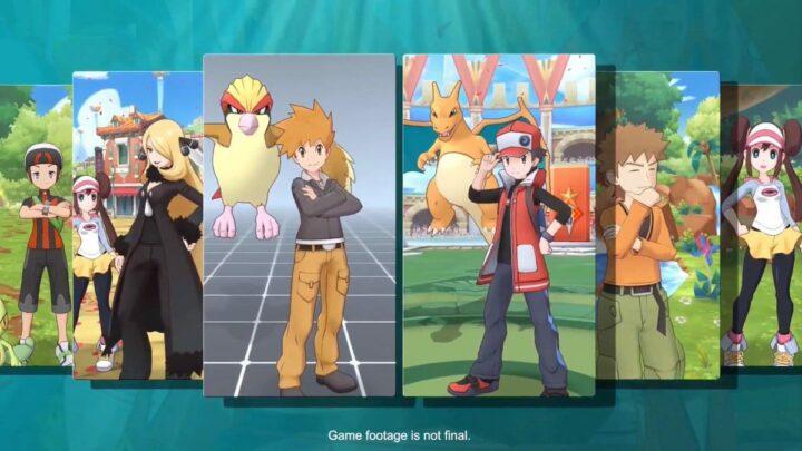 «Pokémon Masters» nos enseña un nuevo vídeo con el sistema de combate
