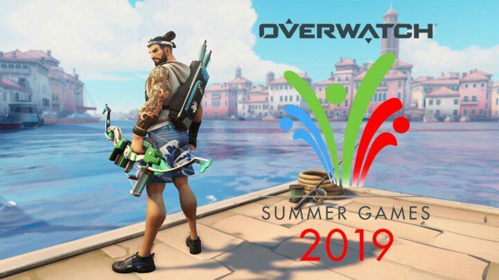 ¡Vuelven los Juegos de Verano a Overwatch!