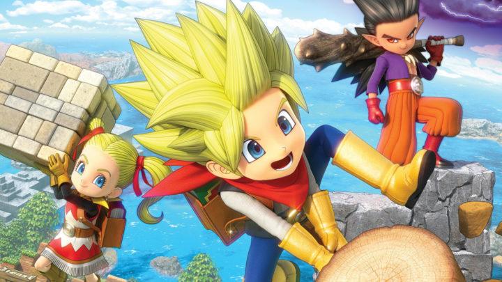 Square Enix celebra el lanzamiento de «Dragon Quest Builders 2» con un nuevo tráiler