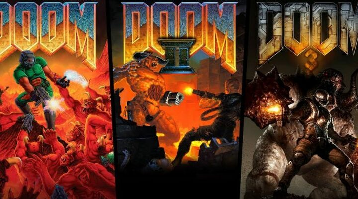 DOOM, DOOM II y DOOM 3 ya disponibles para PlayStation 4, Xbox One y Nintendo Switch