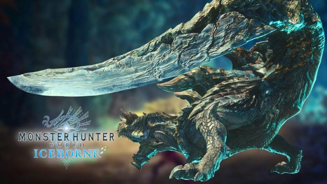 Nuevo gameplay del letal Acidic Glavenus en «Monster Hunter World: Iceborne»