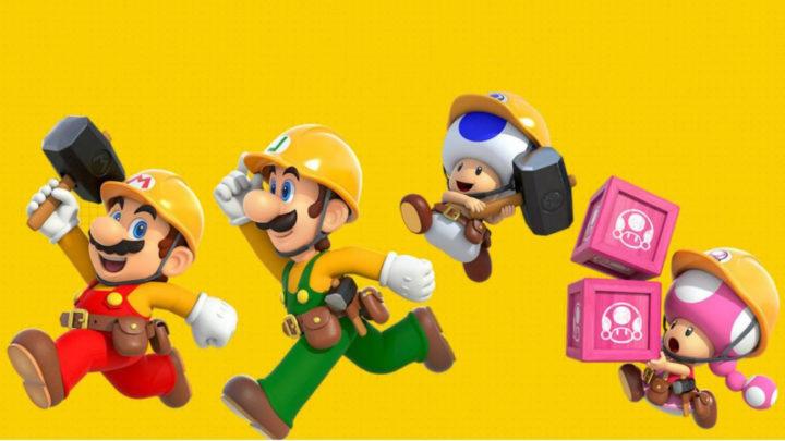 Análisis «Super Mario Maker 2», diversión constructiva sin fin