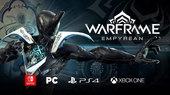 «Warframe» agranda su leyenda con «Empyrean», su nueva expansión.
