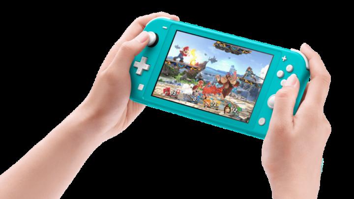 Se presenta la nueva Nintendo Switch Lite. Te contamos todos los detalles