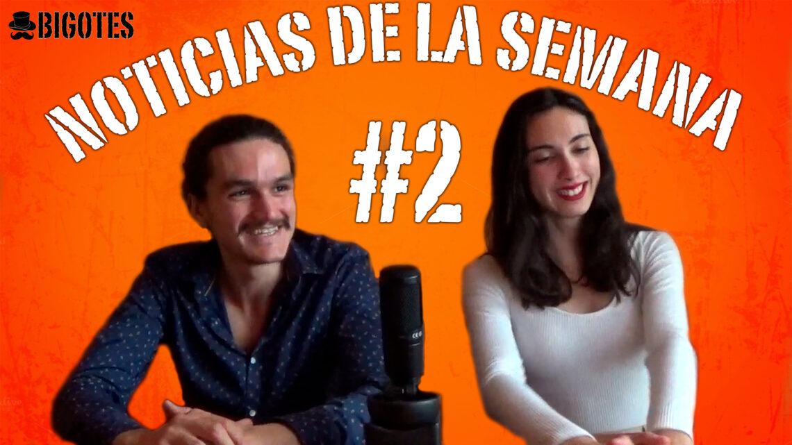 Noticias de la Semana #2: Lú y Diego repasan las novedades del mundo del videojuego