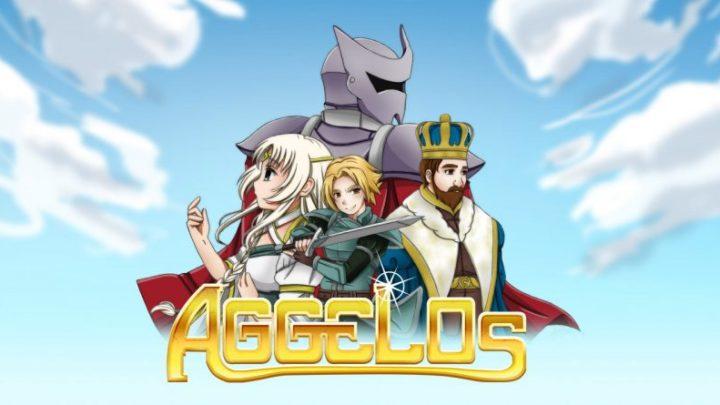 El metroidvania «Aggelos» ya está disponible en PlayStation 4 y Xbox One junto con un nuevo y espectacular tráiler