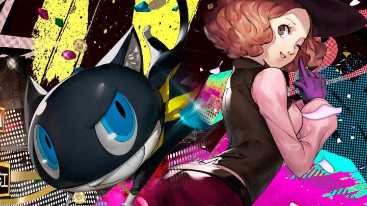 Nuevos tráilers de Haru Okumura y Morgana en «Persona 5 The Royal»