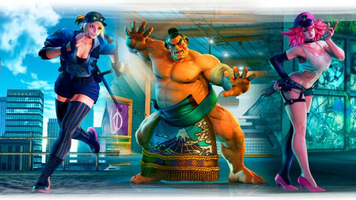 Ya están disponibles E. Honda, Lucía y Poison en Street Fighter V: Arcade Edition, te contamos todos los detalles