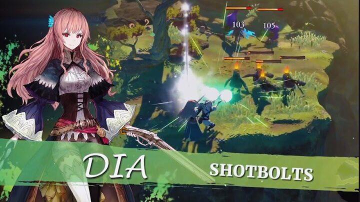 """Square Enix nos muestra un nuevo gameplay de la Daemon Dia de """"Oninaki"""""""