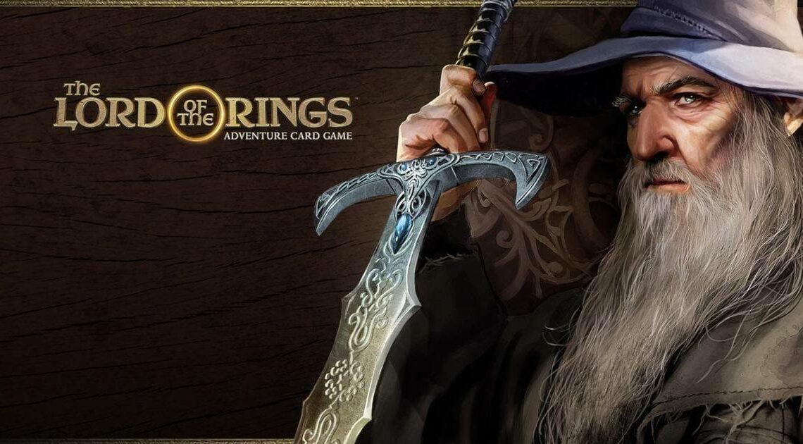 «The Lord of The Rigs: Aventure Card Game» anuncia su retraso, pero serán apenas unos días