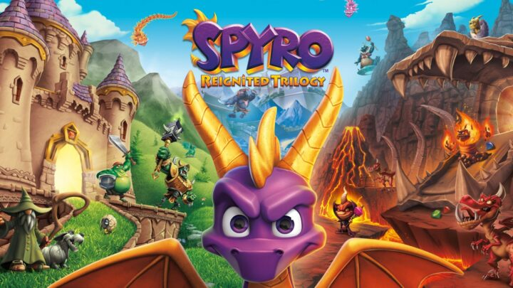 «Spyro Reignited Trilogy» aterriza hoy en Nintendo Switch y PC
