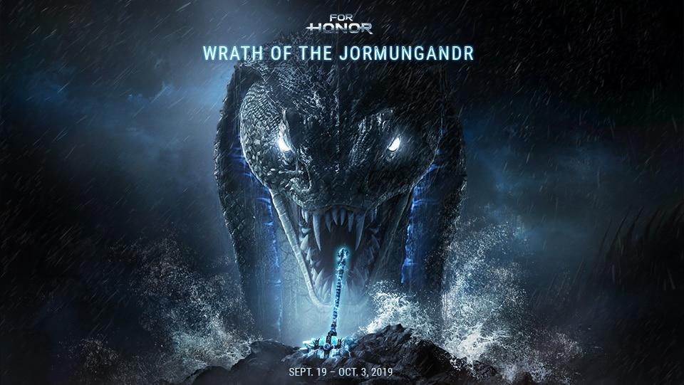 FOR HONOR estrena su impactante evento «Ira de los Jörmungandr», basado en la mitología nórdica