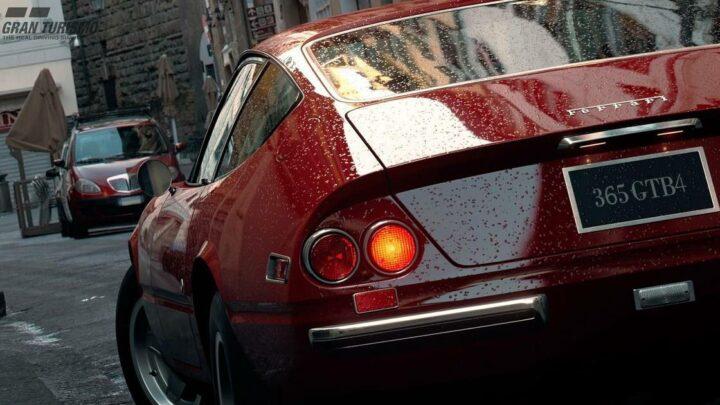 Gran Turismo Sport se actualiza a la versión 1.45