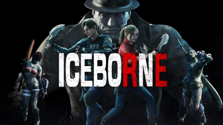 Monster Hunter World Iceborne acoje la invasión zombie de Resident Evil 2 en un nuevo evento temporal