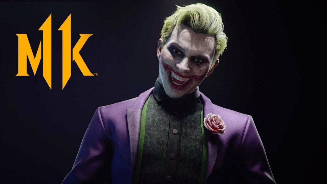 «Joker» ya está disponible para «Mortal Kombat 11»