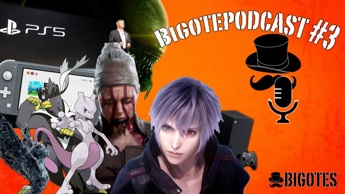 BIGOTEPODCAST #3: Kingdom Hearts 3 Re:Mind, PS5 y Xbox Series X, expansiones de Pokémon , The Game Awards y más