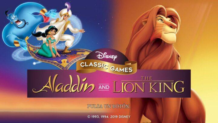 Análisis «Disney Classic Games: Aladdin y El Rey León» – Nostalgia a 16-Bits y con material inédito