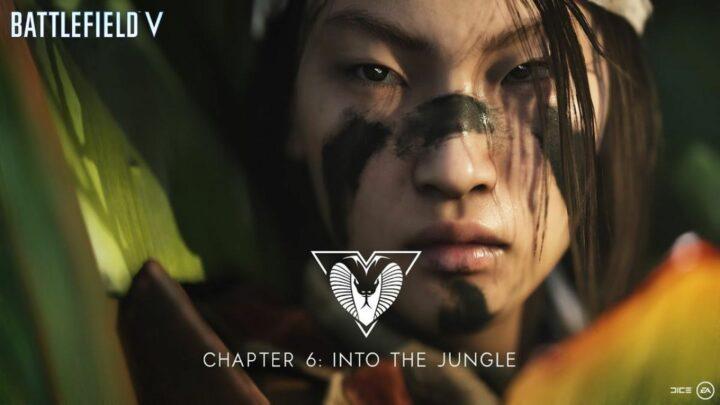 Ya está aquí «En la Jungla», nueva actualización de contenido para «Battlefield V» basado en las Islas Salomón