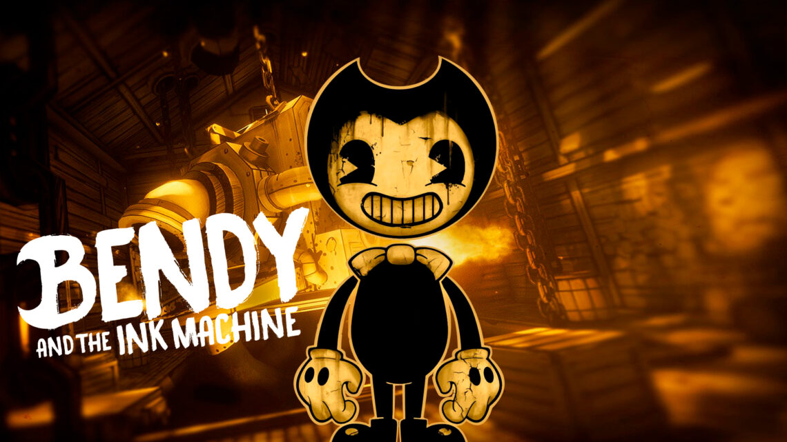 Análisis de «Bendy and the Ink Machine»: Cuando las caricaturas cobran vida