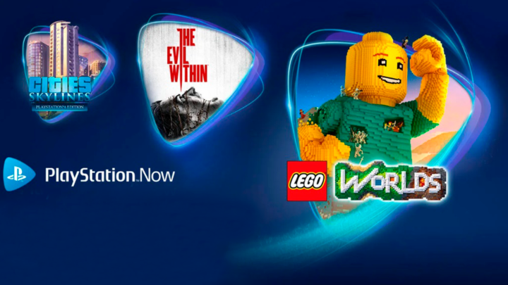«The Evil Within», «Lego Worlds» y «City: Skylines» como nuevos juegos de febrero para PlayStation Now