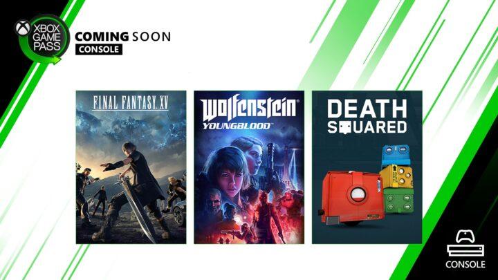 «Final Fantasy XV» y «Wolfenstein: Youngblood» como estrellas de febrero para los usuarios Xbox Game Pass
