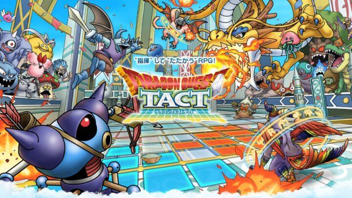 Se anuncia «Dragon Quest: Tact» para móviles iOS y Android en territorio japonés