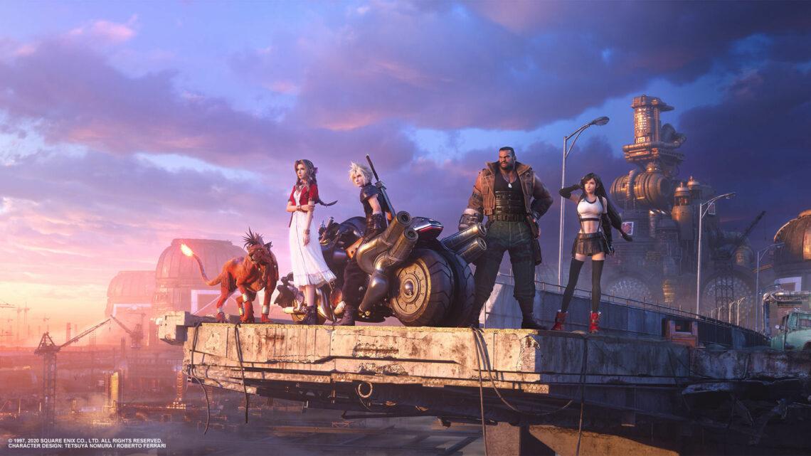 Nuevos tráilers, imágenes y detalles de «Final Fantasy VII Remake»