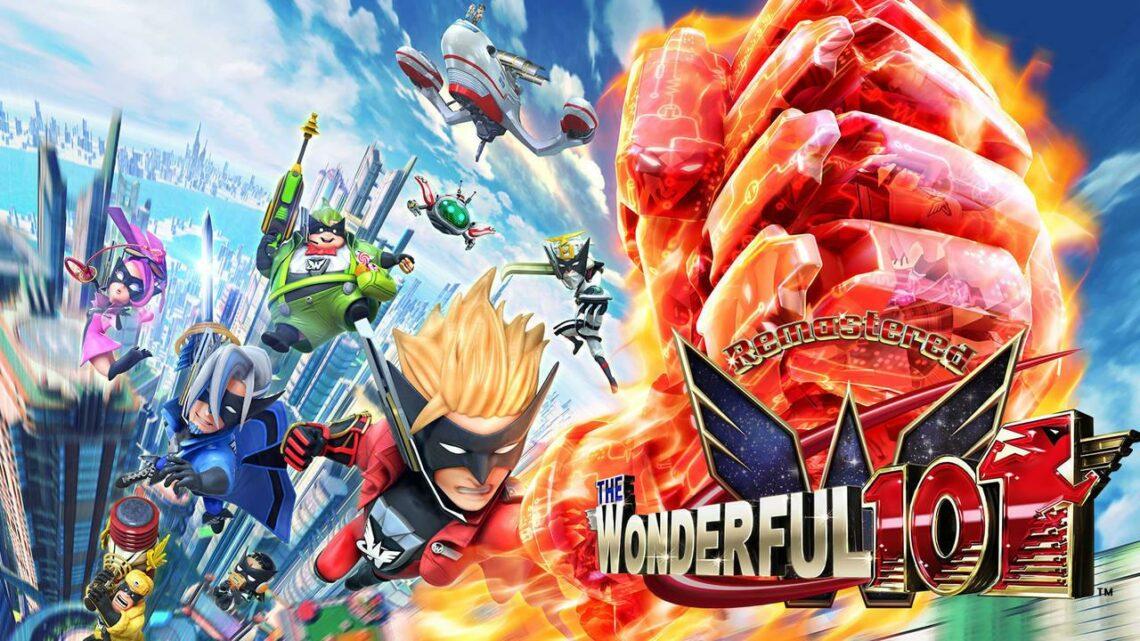 «The Wonderful 101: Remastered» vuelve por todo lo alto con un lavado de cara y contenido inédito adicional en abril