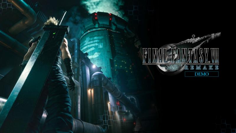 Ya disponible la nueva demo pública de «Final Fantasy VII Remake»