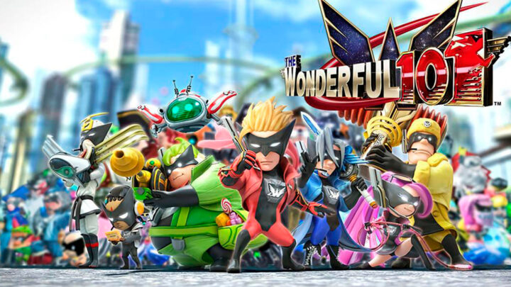 «The Wonderful 101 Remastered» confirma su lanzamiento para mayo