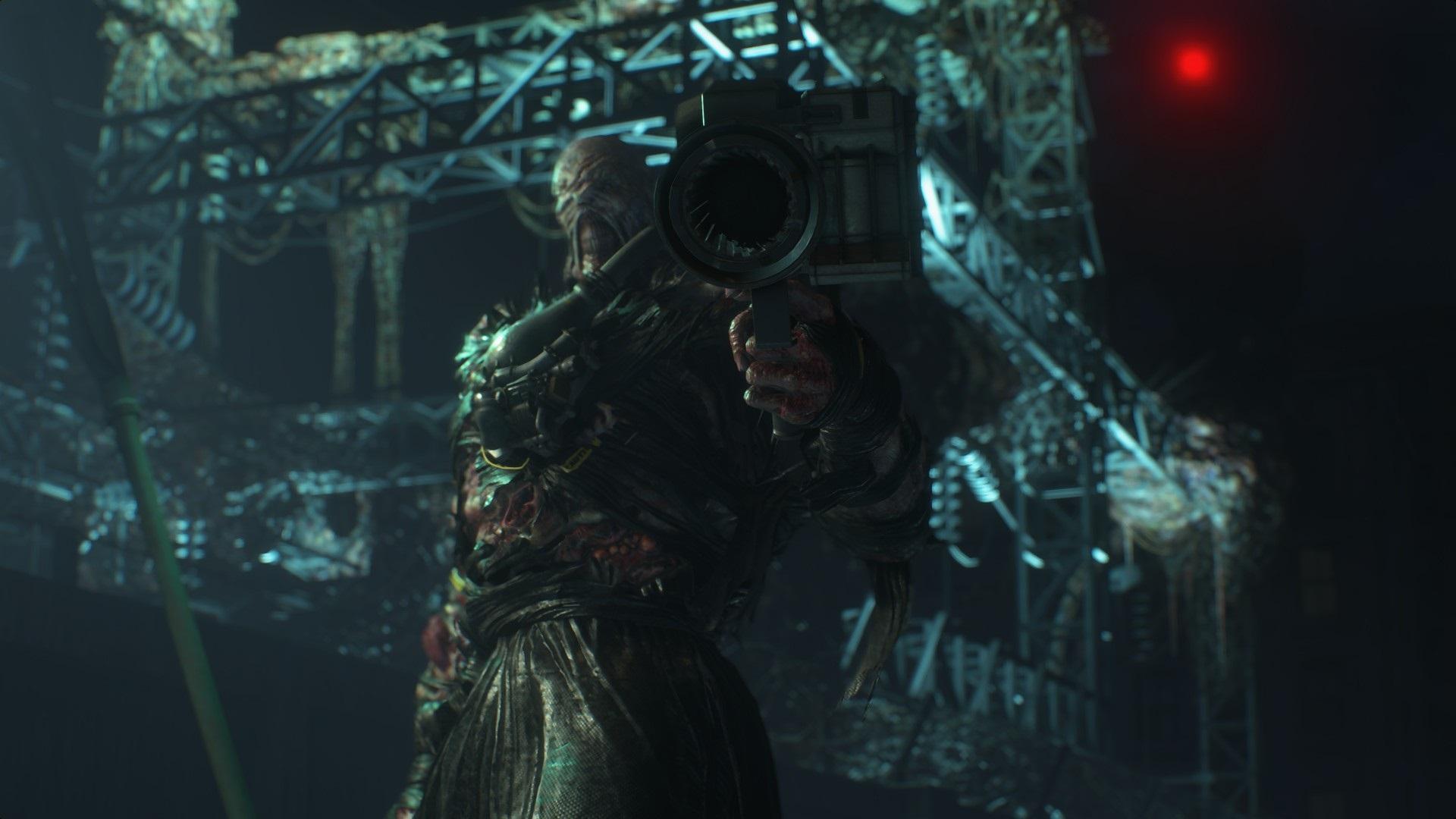 imagen del análisis de Resident Evil 3 Remake videojuego