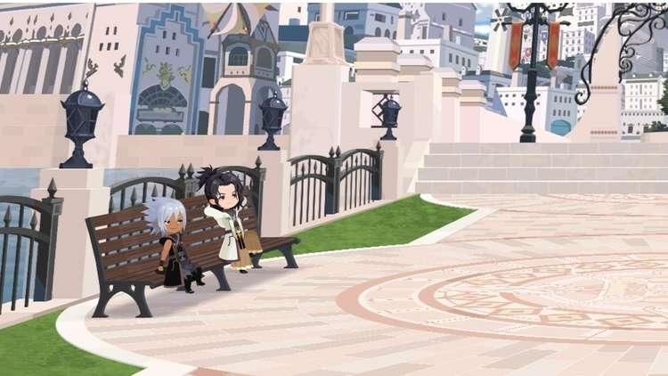 imagen de Kingdom Hearts Dark Road retraso