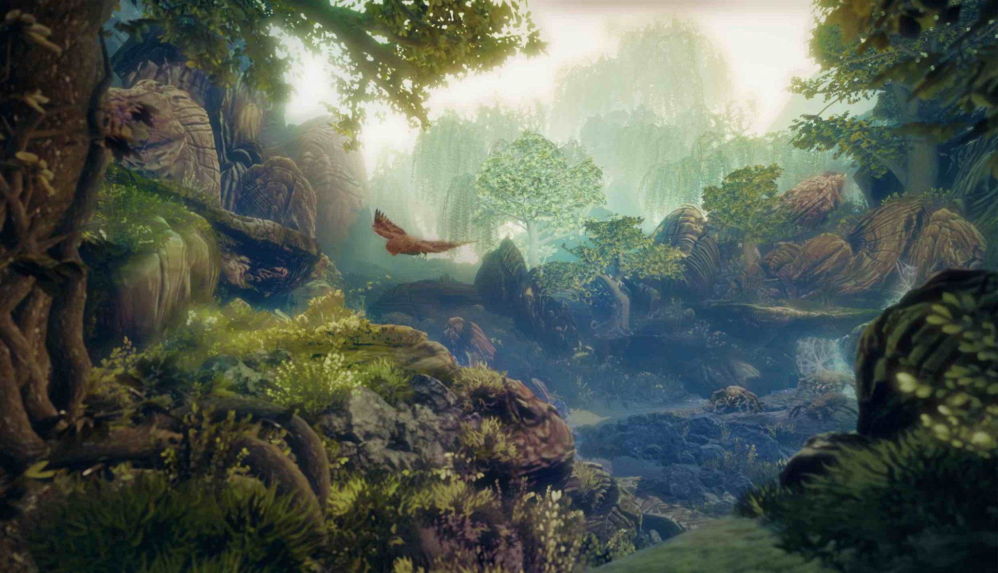 imagen de El Señor de Los Anillos Gollum videojuego PS5 Xbox Series X PC