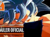 Imagen de tráiler de Goku Ultrainstinto para Dragon Ball FighterZ
