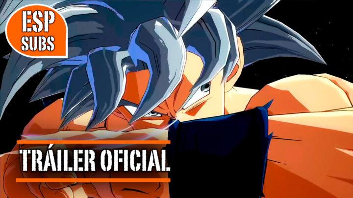 Dragon Ball FighterZ: Goku Ultra Instinto Tráiler de Lanzamiento Oficial con subtítulos en español