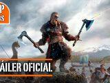 imagen de tráiler oficial de Assassin's Creed Valhalla