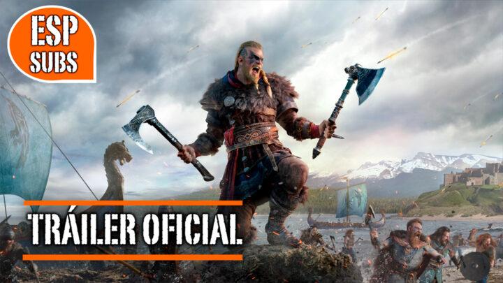 Assassin's Creed Valhalla, Tráiler Cinemático Oficial con subtítulos en español
