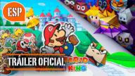 Tráiler de Paper Mario The Origami King