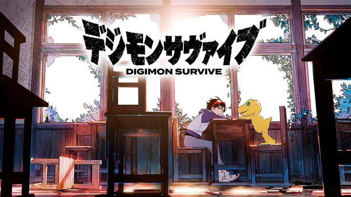 Bandai Namco confirma que «Digimon Survive» se lanzará este año 2020