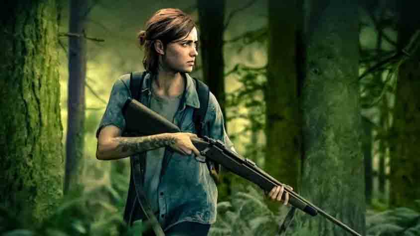 Ellie The Last of Us Part II Parte 2 Part 2 para PlayStation 4 videojuego