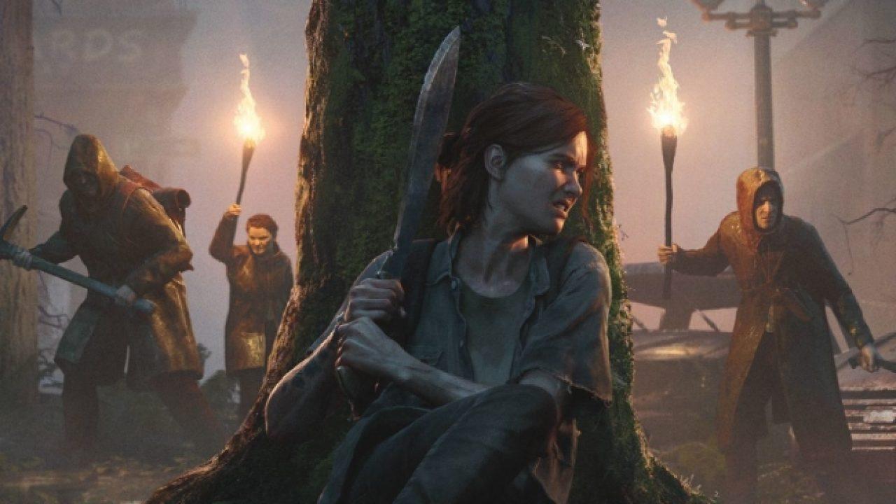Ellie en The Last of Us Part 2 Parte 2 Part II