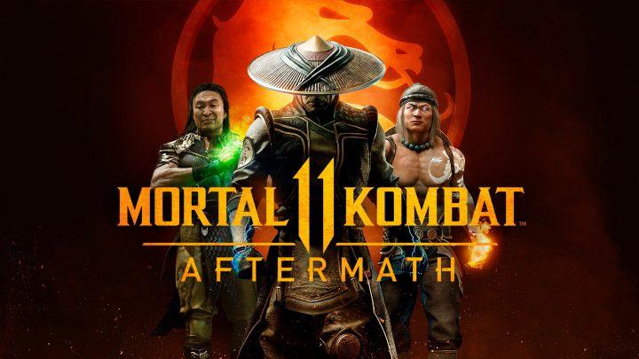 Llega Mortal Kombat 11 Aftermath junto con Sheeva, Fujin y RoboCop: te contamos todos los detalles