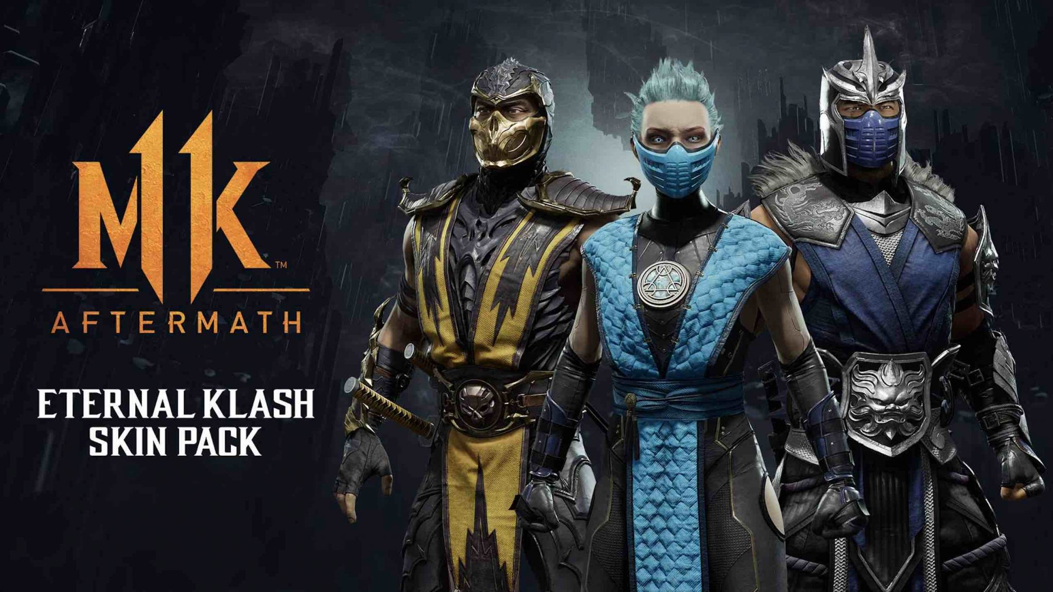 imagen de Mortal Kombat 11 Aftermath  Eternal Klash